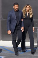 CIARA Out and About in Los Angeles 04/08/2021