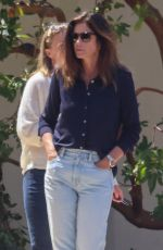 CINDY CRAWFORD and Rande Gerber Check in on the Renovations of Their Home in Malibu 04/16/2021