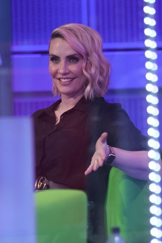 CLAIRE RICHARDS at The One Show in London 04/08/2021