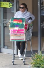 COLEEN ROONEY Out Shopping in Alderley Edge 04/16/2021