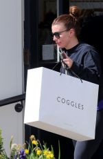 COLEEN ROONEY Out Shopping in Cheshire 04/13/2021