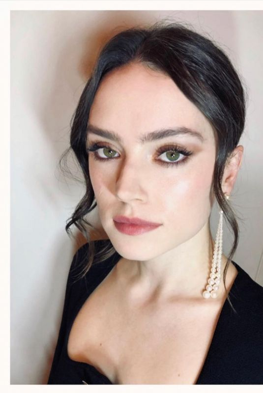 DAISY RIDLEY - Sag Awards Photoshoot, April 2021
