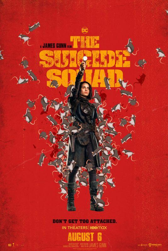 DANIELA MELCHIOR – The Suicide Squad Poster 2021