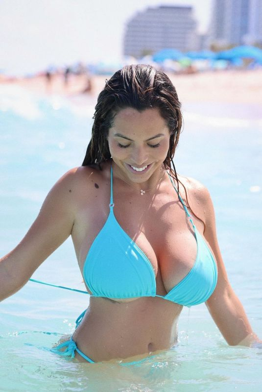 DANIELLEY AYALA in Bikini – Instagram Photos 04/21/2021