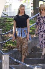 DANNI MINOGUE Out with a Friend in Melbourne 03/31/2021