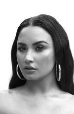 DEMI LOVATO for Vogue, September 2020