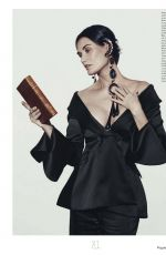 DEMI MOORE in Vogue Magazine, Italy April 2021