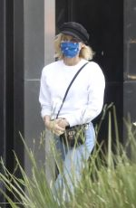 DIANE KRUGER Out for Coffee in Beverly Hills 04/13/2021