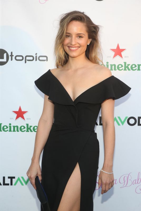 DIANNA AGRON at Shiva Baby Premiere in Los Angeles 04/01/2021