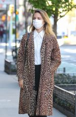 DIANNA AGRON Out and About in New York 04/13/2021