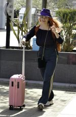DIANNE BUSWELL Leaves Saturday Mashup in Manchester 04/24/2021