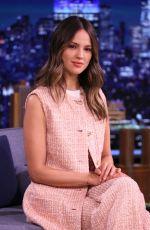 EIZA GONZALEZ at Tonight Show Starring Jimmy Fallon 04/16/2021