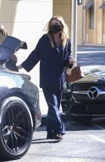 ELLEN POMPEO Out Shopping in Beverly Hills 04/09/2021