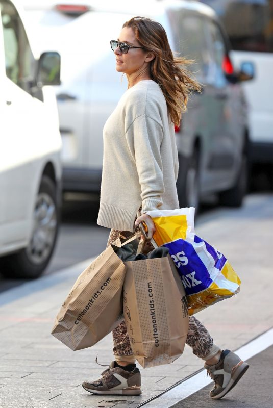 ELSA PATAKY Out Shopping in Sydney 04/22/2021