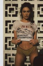ELSIE HEWITT for Lovers and Drifters Club, Spring/Summer 2021