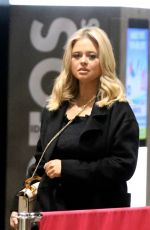 EMILY ATACK Out for Drink with Friends in London 04/17/2021