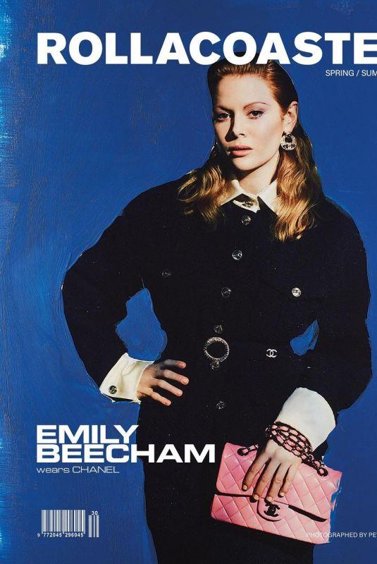 EMILY BEECHAM for Rollacoaster Magazine, Spring/Summer 2021