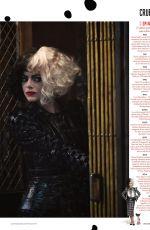 EMMA STONE in Total Film Magazine, April 2021