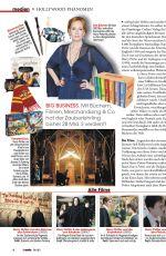 EMMA WATSON in TV Media Magazine, April 2021