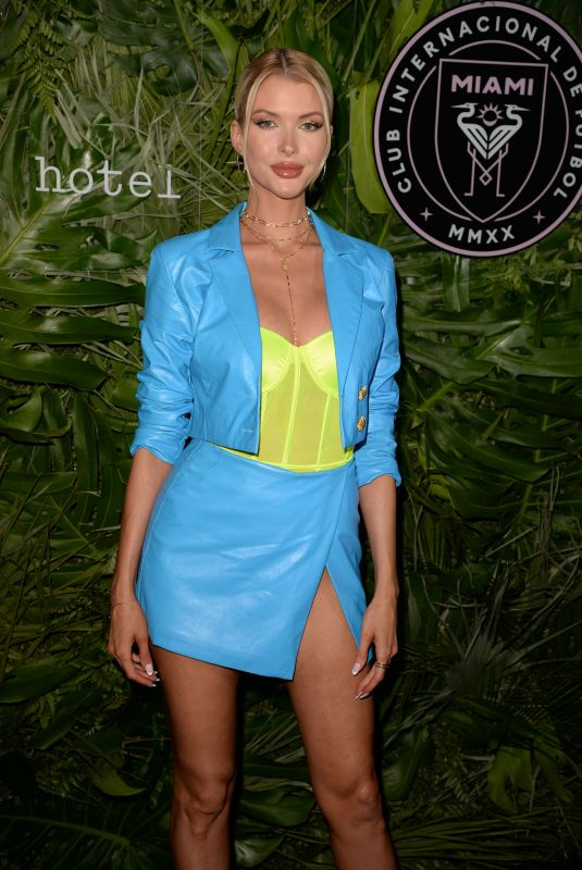 ERIN CUMMINGS at Goodtime Hotel Opening in Miami 04/16/2021