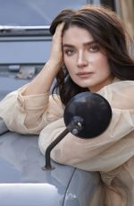 EVE HEWSON for Town & Country Magazine, UK February 2021