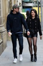 FAYE BROOKES  Out and About in Manchester 04/15/2021