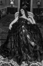 FELICITY JONES - Bafta Awards Photoshoot 04/11/2021