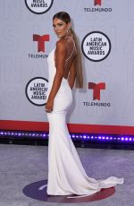 GABY ESPINO at 2021 Latin American Music Awards in Sunrise 04/15/2021