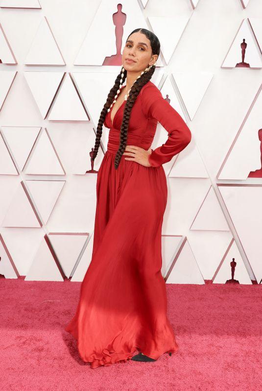 GARRETT BRADLEY at 93rd Annual Academy Awards in Los Angeles 04/25/2021