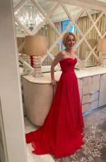 GILLIAN ANDERSON - Screen Actors Guild Awards 2021 Photoshoot 04/04/2021