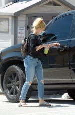 HEIDI MONTAG Out for Juice in Los Angeles 04/26/2021