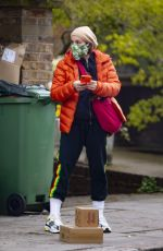 IRIS LAW Out and About in London 04/06/2021