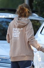 ISLA FISHER Out and About in Sydney 04/23/2021