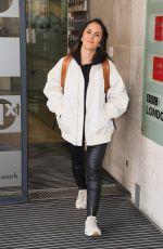 JANETTE MANRARA Leaves Morning Live in London 04/14/2021