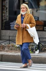JEMIMA KIRKE Out and About in Nnew York 04/21/2021