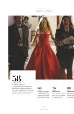 JENNIFER ANISTON in Vanidades Magazine, Mexico April 2021