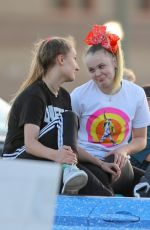 JOJO SIWA at Outdoor Queen Nation Concert in Simi Valley 04/04/2021