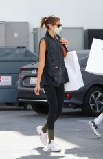KAIA GERBER Out and About in Beverly Hills 04/15/2021