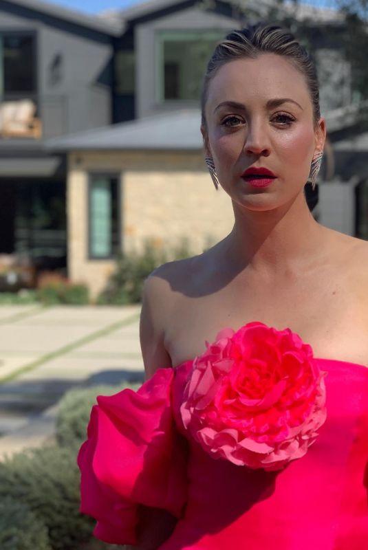 KALEY CUOCO - Sag Awards Photoshoot, April 2021