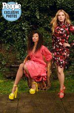 KATHERYN WINNICK and KYLIE BUNBURY for People Magazine, April 2021