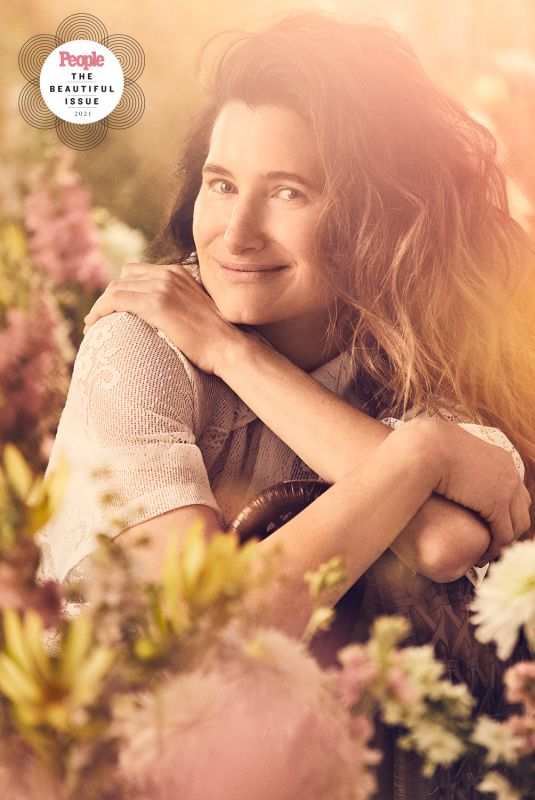 KATHRYN HAHN in People Magazine, Beautiful Issue 2021