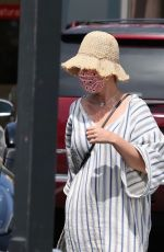 KATY PERRY Out Shopping in Montecito 04/17/2021