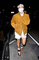 KEHLANI Night Out in West Hollywood 04/26/2021