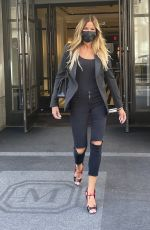 KELLY BENSIMON Out for Lunch at The Mark in New York 04/07/2021