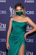 KELSEA BALLERINI at 56th Academy of Country Music Awards in Nashville 04/18/2021