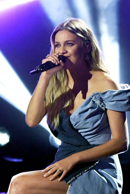 KELSEA BALLERINI Performs at 2021 Academy of Country Music Awards 04/18/2021