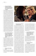 KRISTEN STEWART in Bilan Luxe  Magazine, Spring 2021