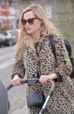 LAURA WHITMORE and Iain Sterling Out in London 04/12/2021