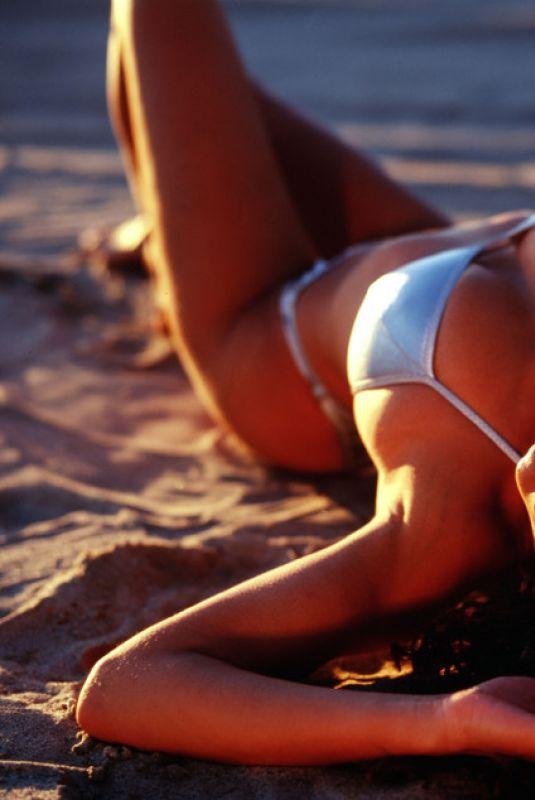 LEILA ARCIERI at a Photoshoot, 2000