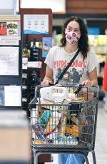 LENA HEADEY Shopping at Gelson